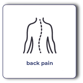 Floating relieves back pain