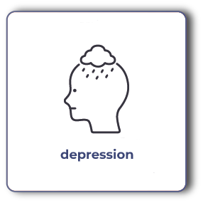 Floating can help with depression